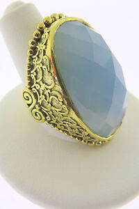 Sajen-Bronze-by-Marianna-and-Richard-Jacobs-Oval-Blue-Gray-Quartz-Ring