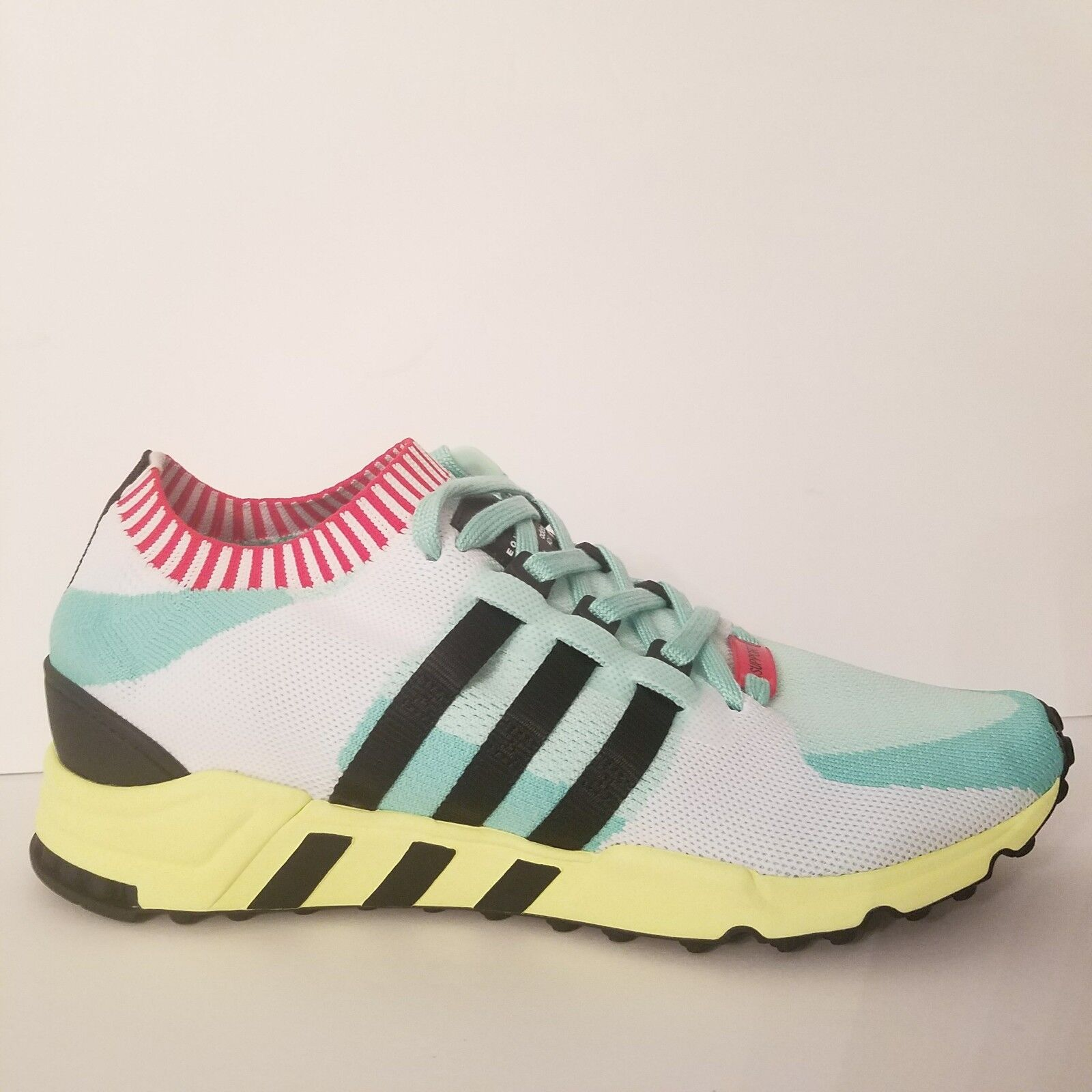 Adidas Originals EQT Support Boost Mens Size 11 Prime Knit Frozen Green BA7506