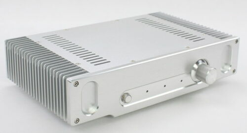 size 207 * 335 * 75MM New aluminum amp chassis //home audio amplifier case