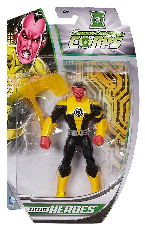 DC Comics Total Heroes Sinestro 6