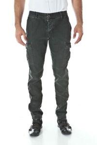 48 Aj Jeans Man Bod uitbrengen Armani U6p56qf 16 Broeken Greens Sz Cotton qSpzVGUM