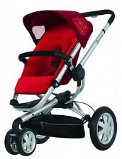 Quinny 2015 Buzz Xtra 2.0 Stroller Red Rumor New!!