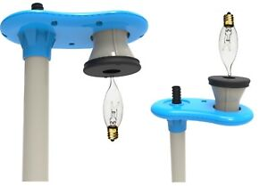 HighLight Bulb Changing Pole - Changes Chandelier Light Bulbs Fast ...