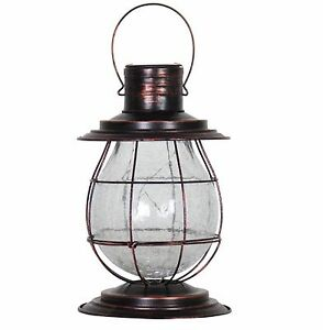 solar powered decorative lanterns solar lantern garden light path lighting hanging yard lamp 5594