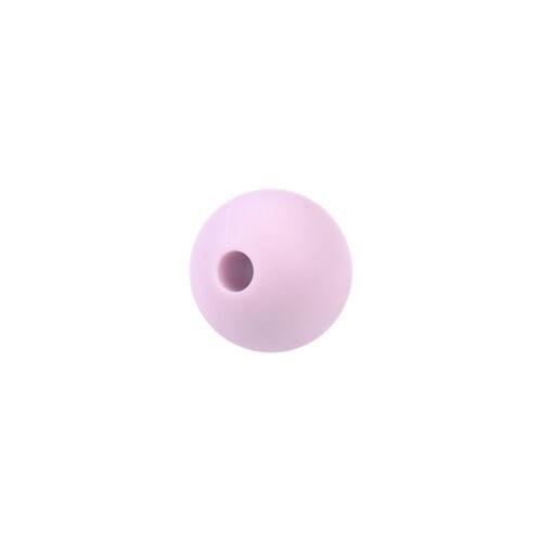 20Pcs Loose Silicone BPA Free Beads DIY Baby Teething Chew Jewelry Teeth Making