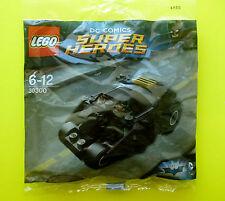 Lego 30300 The Batman Tumbler DC Comics Super Heroes Polybag Neu Ovp