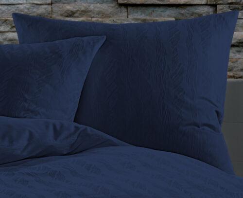 Damascos Mako satén 100/% algodón ropa de cama monocromática uni 135x200-240x220