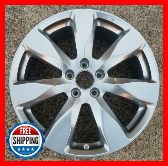 19x8 Hollander # 71819 Fits 2014-2016 Acura MDX Silver For