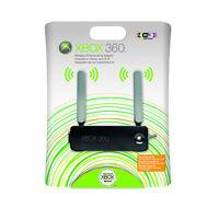 New Wireless N Network Adapter WIFI  for Microsoft Xbox360 Xbox 360 Black USGC
