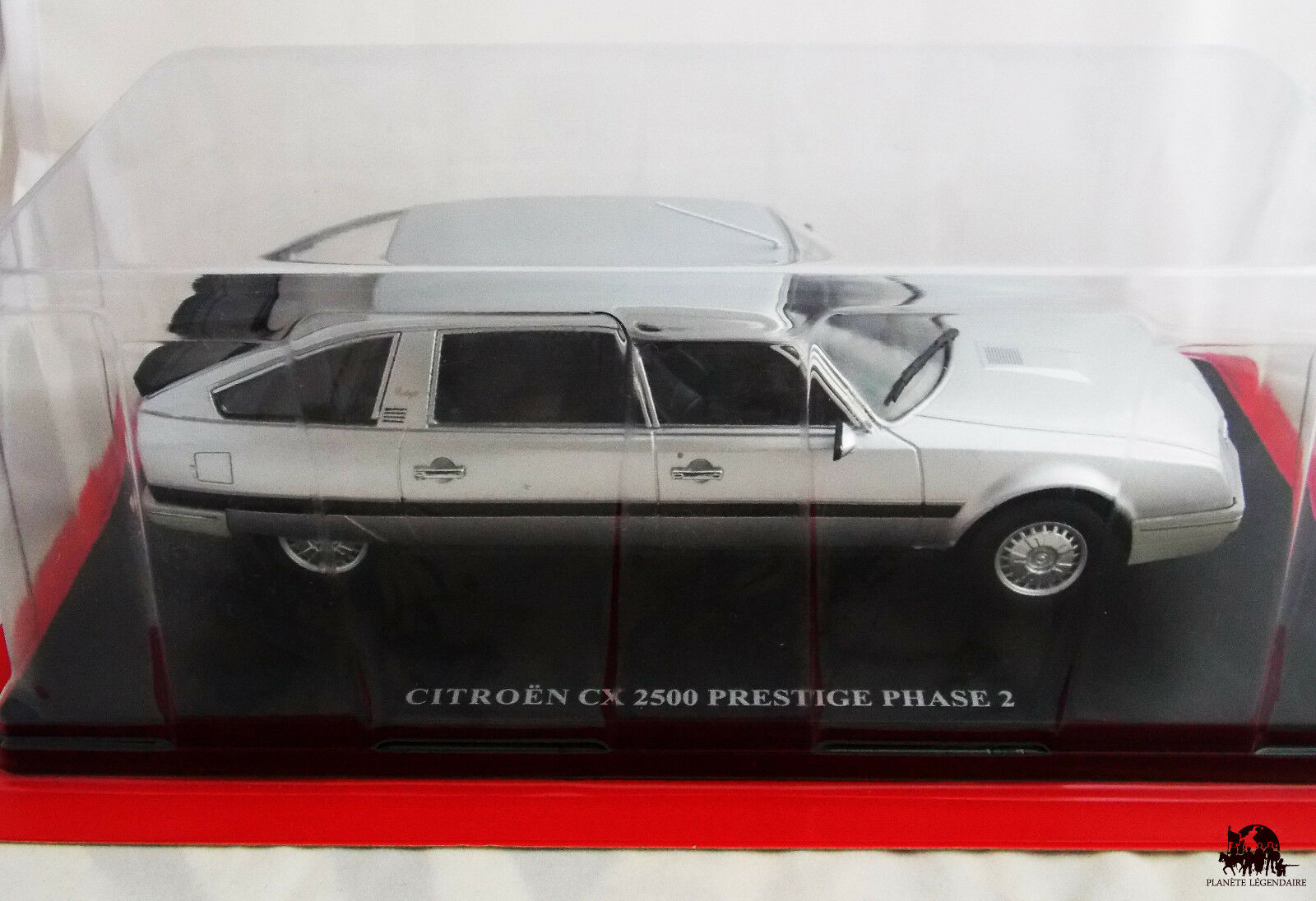 Envio gratis en todas las ordenes Miniature IXO Echelle 1 24 24 24 CITROEN CX 2500 Prestige Phase 2 1985 NEUF  ¡no ser extrañado!