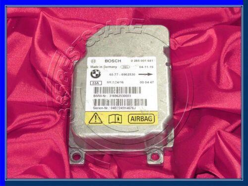BMW E46 E53 3 M3 X5/'ies COMPUTER AIRBAG SIDE SENSOR AIR BAG CONTROL UNIT 6962530