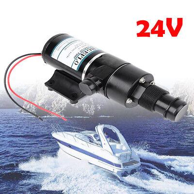 12V PVC Zerhackerpumpe Fäkalienpumpe Wasserpumpe Pumpe Macerator Yacht Boot Auto