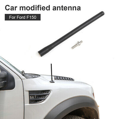2009-2019 Will fit Any Ford F150 F150 Raptor 7.5 inch Flexible Rubber Antenna for Ford F150 2009-2019 Models