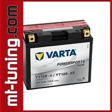 Varta YT12B-BS Motorradbatterie-Funstart AGM (LF)-YT12B-4 512901-12V-12AH-190