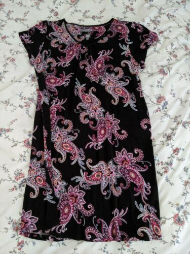 Croft & Barrow Women's  Nightgown S
