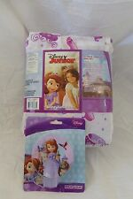5 Pc Disney Junior Sofia The First Toddler Bed Set NIP