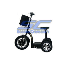 500 Watt 48v 3 Wheel Seated Electric EV Trike Folding SCOOTER RMB Multi Point RV