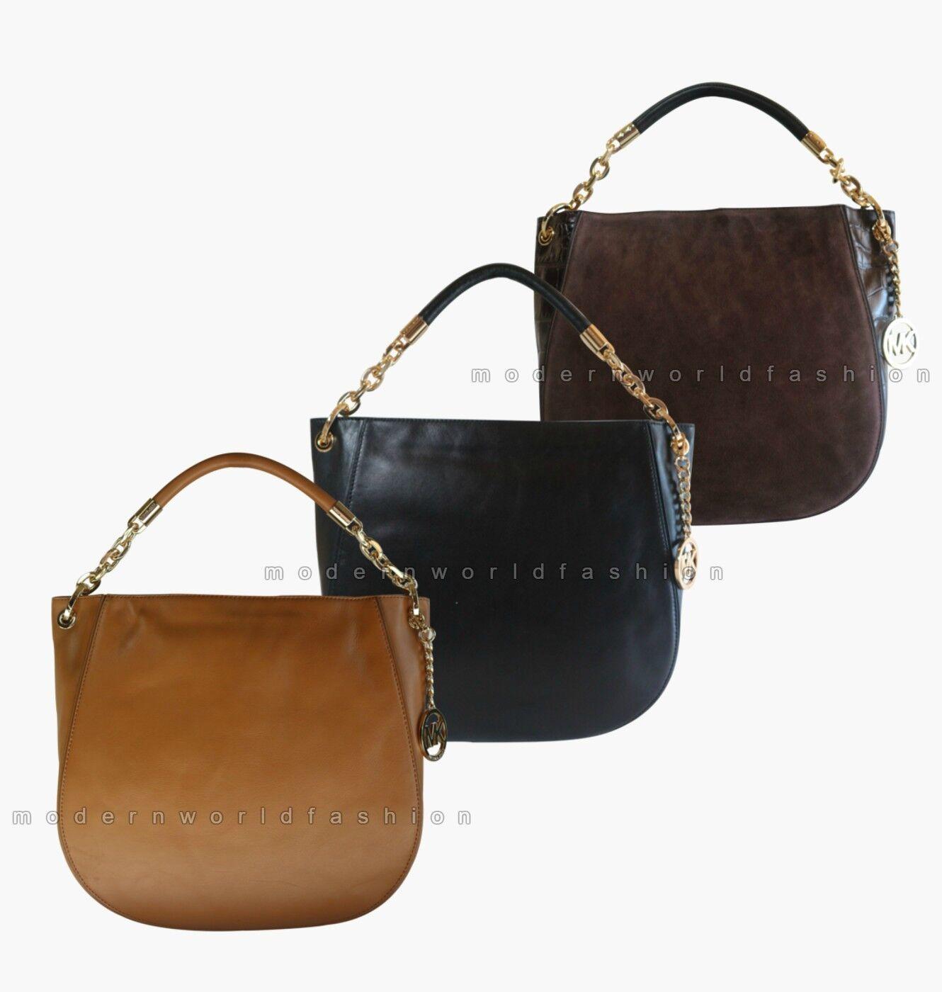 587a87320aebbd Michael Kors STANTHORPE Shoulder Bag Hobo Purse Acorn Reg for sale online |  eBay