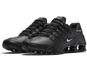 Baskets Homme Neuf Authentique Nike Shox Nz Ue Pointure Chaussures 8-15 Strong Packing