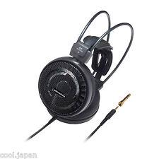 AUDIO TECHNICA ATH-AD700X Audiophile Open-air Headphones Black NEW