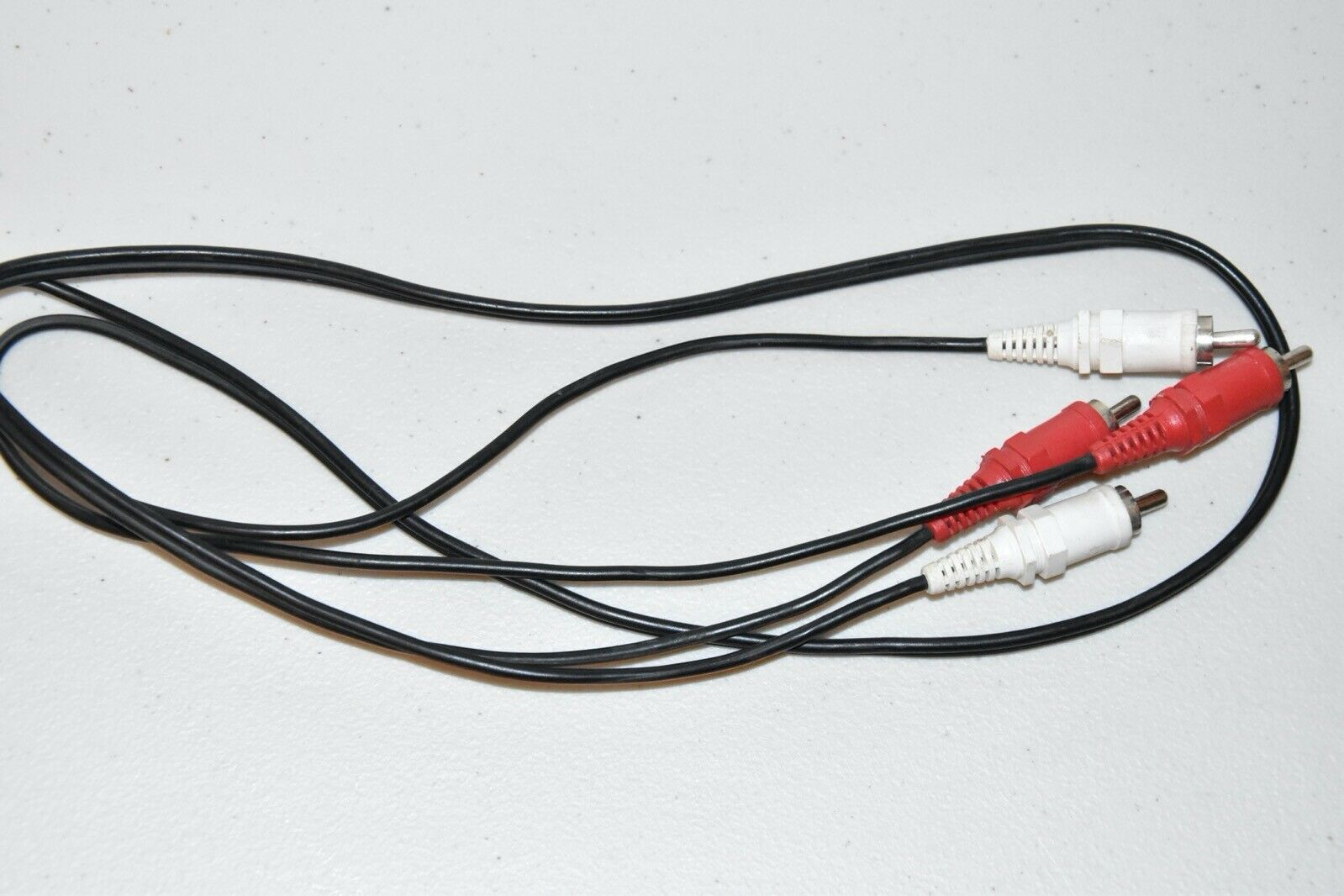 AV Composite Cables x 7 - RCA Male to RCA Male - EUC
