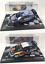 Set of 2 Model Cars WRC Rally Monte Carlo 2018 Hyundai i20 Ford Fiesta 1:43