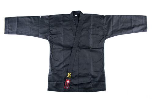 Keikogi Kimono Ninjutsu Gi Natsu 2.0 Embroidered Split Ninja Bujinkan Budo Iga