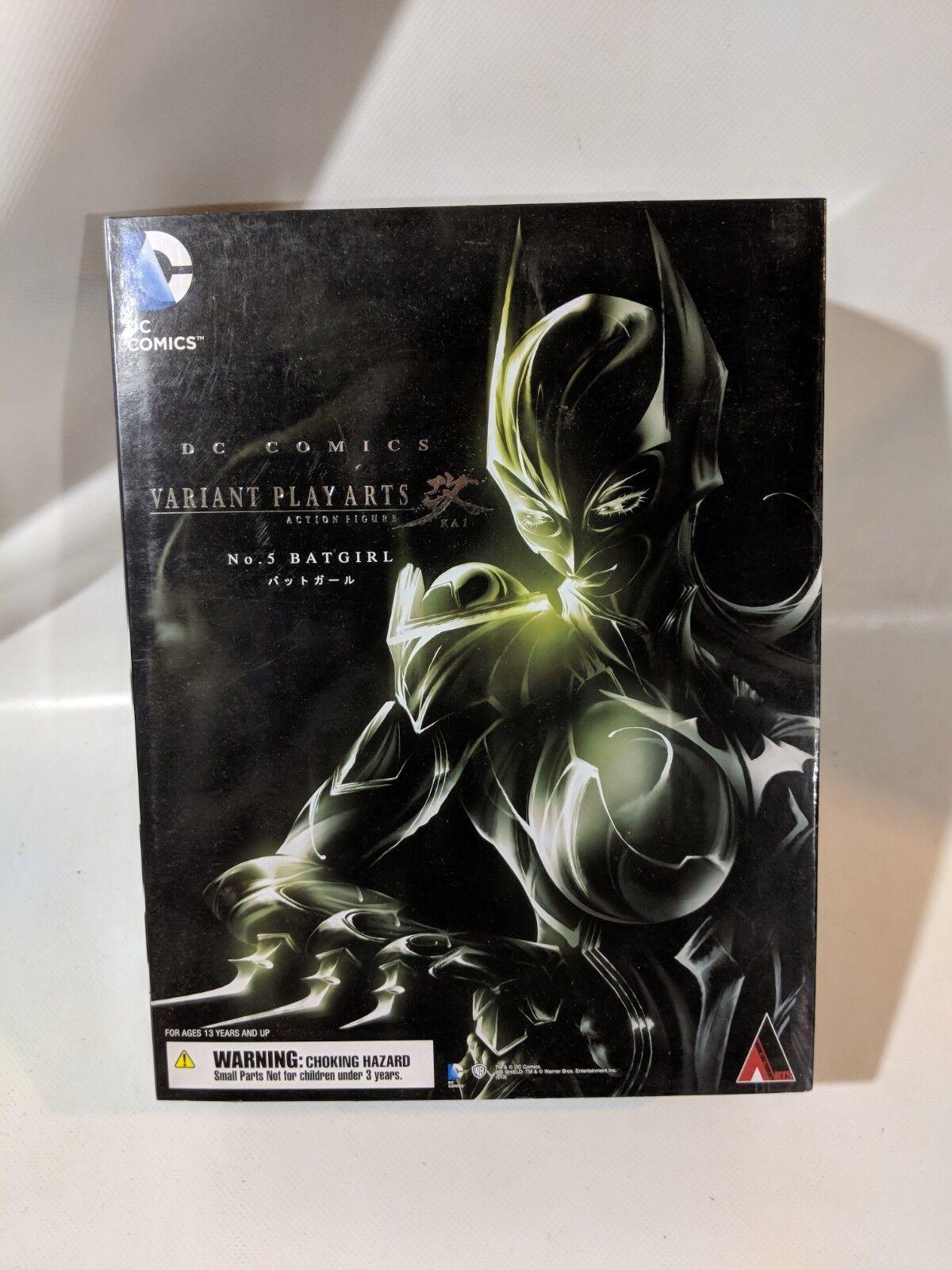 Square Enix Variant Play Arts Kai DC Comics No.5 les chauves-souris