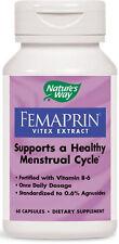 Femaprin Vitex Extract - 60 Capsules - Nature's Way