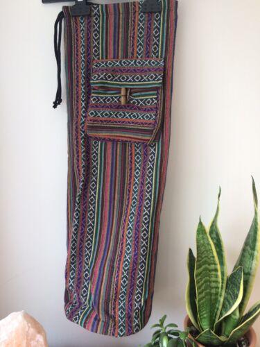 Coton Yoga Mat Sac