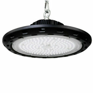 UFO LED High Bay Light 100W (HBL-UFO-140C-BK)