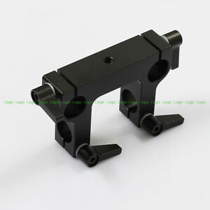 Mount-Bracket-Rail-Block-Rod-Clamp-fr-15mm-rod-DSLR-Rig-Rail-System-Follow-Focus