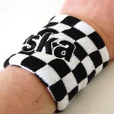 Ska Band Wristband - Sweatband Cool Retro Funky Wrist Band Sports Sweat Band