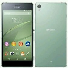 New Sony Xperia Z3 4g (jio 4g enabled) 20.7Mp Camera 16Gb Inbuilt - Mint green !