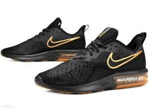 air max sequent nero