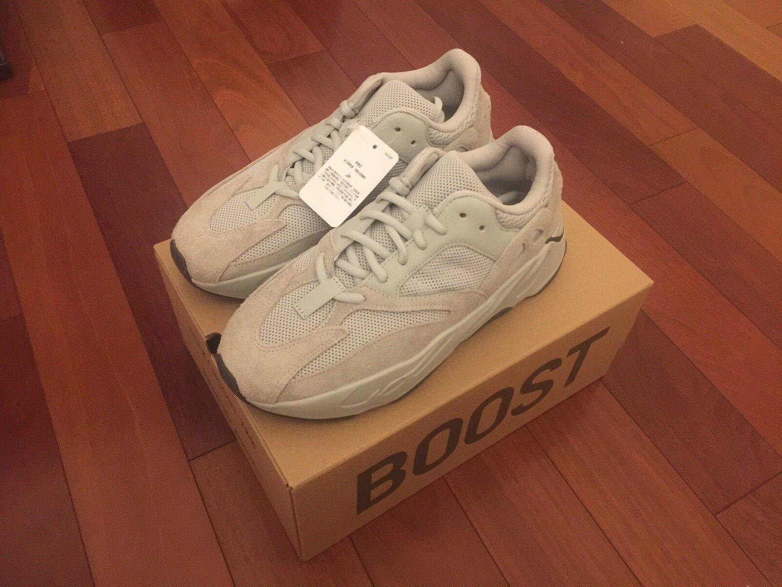 new style 12994 08bdb Adidas Adidas Adidas Yeezy 700 Salt Dimensione US 8 BRAND NEW IN BOX 0a09fb