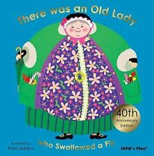 There Was an Old Lady Who Swallowed a Fly-ExLibrary