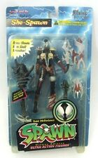 She-Spawn Spawn Todd McFarlane Action Figure New in Box NIP NIB 1996 Series 4