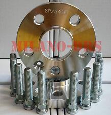COPPIA DISTANZIALI RUOTA 16mm 5x108x63,3 FORD FOCUS III / RS con COLONNETTA