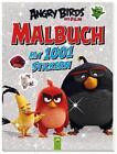 Angry Birds - Malbuch mit 1001 Stickern (2016, Taschenbuch)