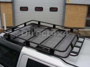 Land Rover Discovery 3 Amp 4 Rugged Roof Rack Luggage Basket