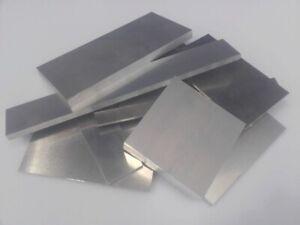 10cm Edelstahl Vierkant VA V2A blank h11-35x35mm L: 100mm auf Zuschnitt