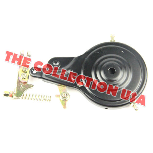 BLACK MX650 FOR RAZOR MX350,MX400 MX500 BAND BRAKE ASSEMBLY WITH 90MM ROTOR