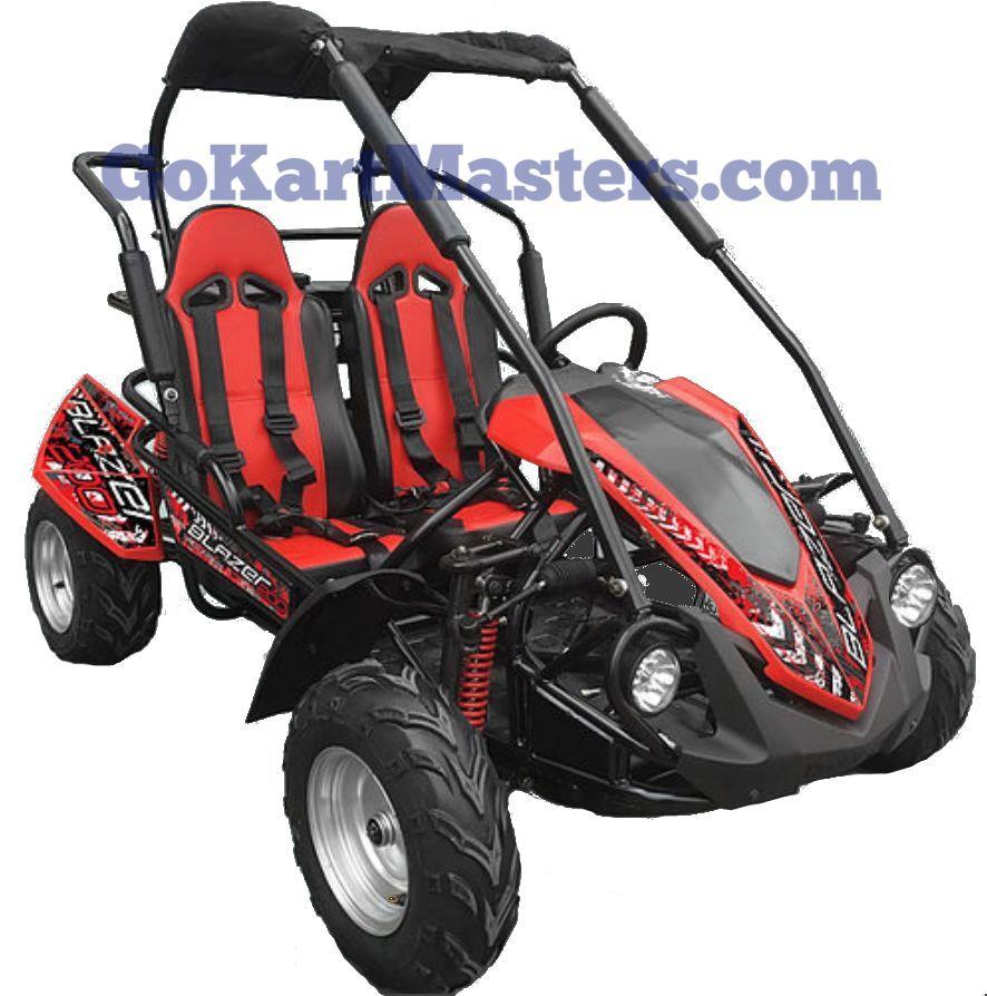 Go Kart For Sale - TrailMaster Blazer 200R - NEW - HOT CHRISTMAS SELLER