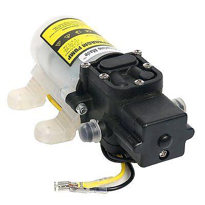 Automatic High Pressure Diaphragm Water Pump DC 12V 3.6L//min for Boat Marine ESA