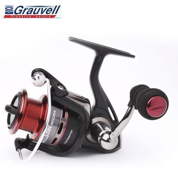 GRAUVELL - TEKLON MICRA Reel-LRF pesca - GRAUVELL 8bbs ccaf6d