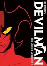 Devilman the Classic Collection: Devilman: the Classic Collection Vol. 1 by Go Nagai (2018, Hardcover)