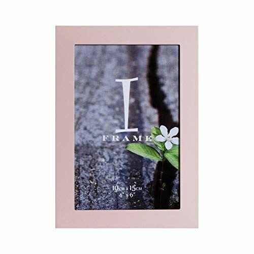 Widdop 4/' X 6/' iframe alu rose cadre photo