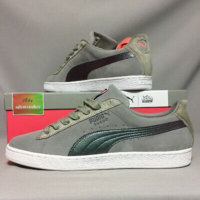 En Daim Puma Classique Pigeon UK11 366334 01 Staple EUR46 US12 46 Coop Jeff NYC X 50 | eBay