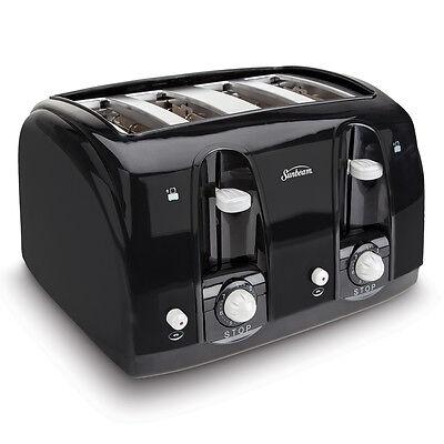 Sunbeam 003911-100-000 4-Slice Toaster